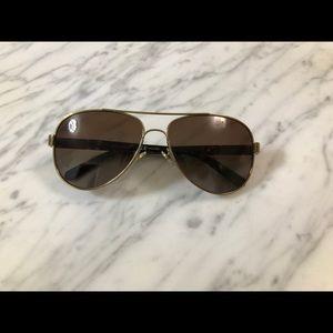 ✨Sold✨ Tory Burch polarized sunglasses aviators